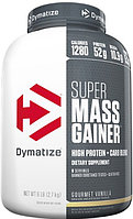 Гейнер 10%-20% Super Mass Gainer, 6 lbs.
