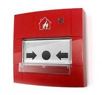 Извещатель пожарный ручной ИПР-55К (красный)