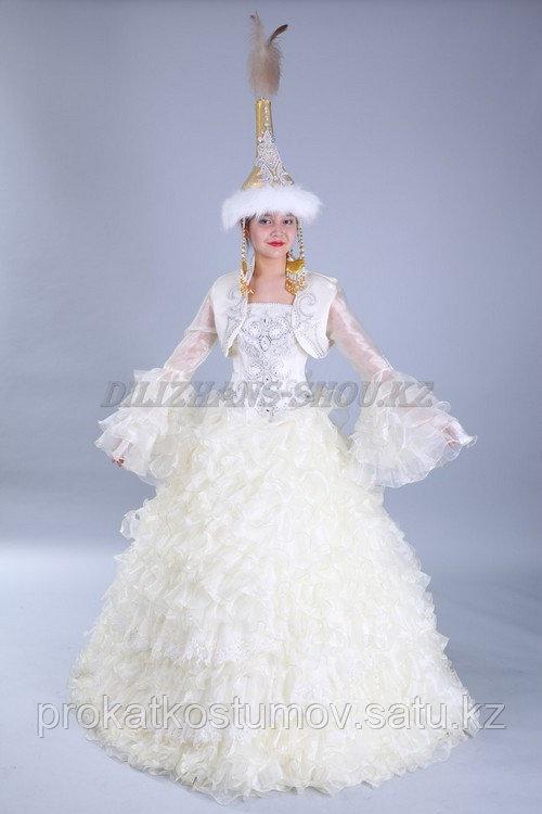 Казахские национальные платья для Кыз Узату