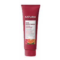 Гель для душа Evas Naturia Pure Body Wash Cranberry & Orange