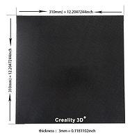 CREALITY 3D закаленное Стекло (310*310 мм)