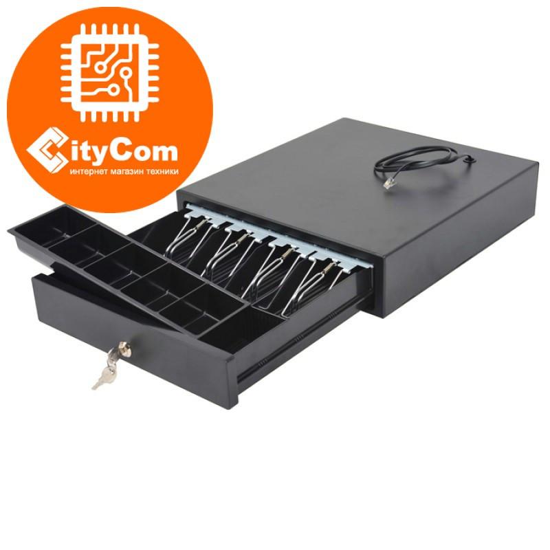 Денежный ящик для купюр и монет MERCURY CD-335 cash drawer, Кассовый ящик. Автоматический. Арт.5361