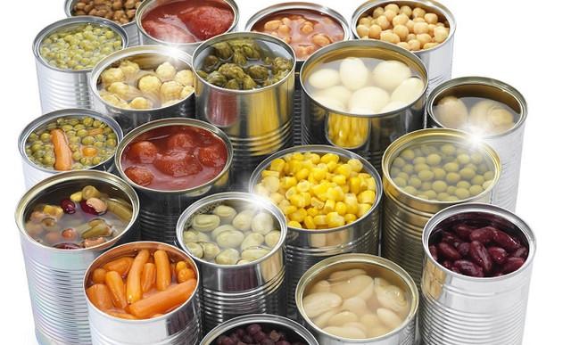Переработка овощей