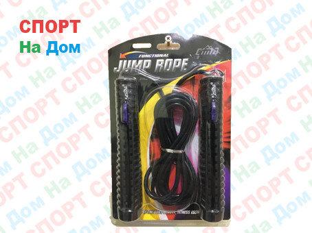 Тросовая скакалка Cima Jump Rope CM-J582, фото 2
