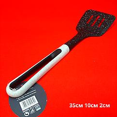 """Лопатка кухонная """"Nylon"""" с отверстием"""