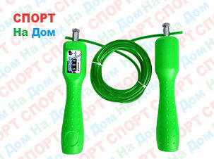 Тросовая скакалка со счетчиком прыжков Sunlin Sports Couting Jump Rope GF-1264, фото 2