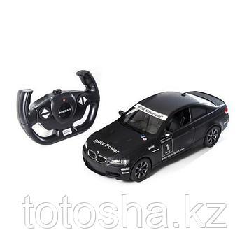Радиоуправляемая машина BMW M3 Sport version , чёрная 1:14, RASTAR 48000B