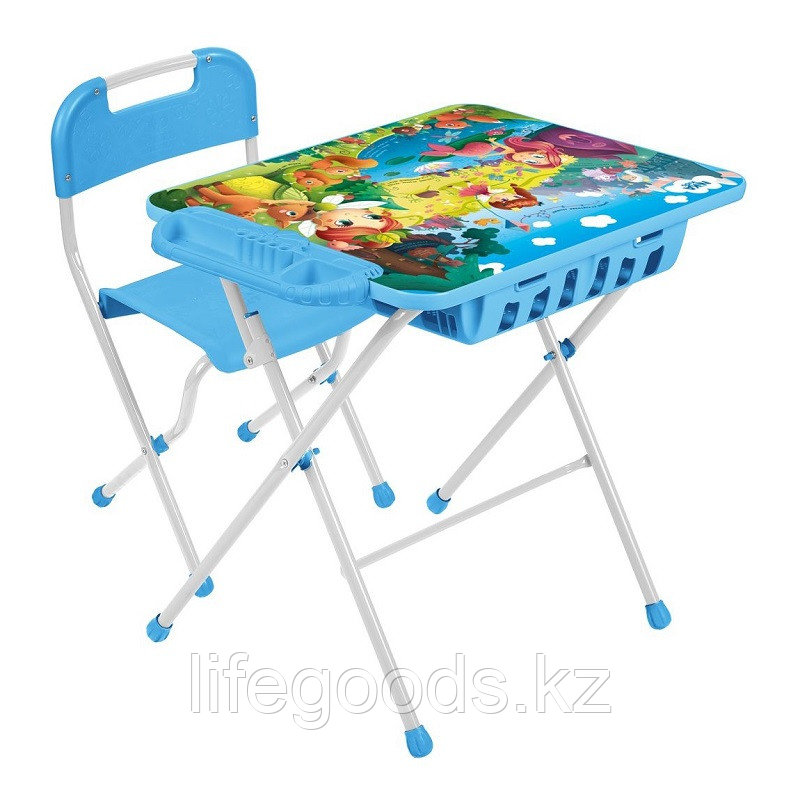 """Комплект детской мебели """"С маленькими принцессами"""" Ника КПУ2П/16"""