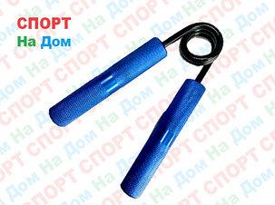"""Эспандер кистевой """"Ножницы"""" Hand Grip 300 LBS металлическая ручка с рельефом, фото 2"""