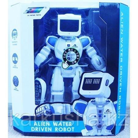 Интерактивный робот на радиоуправлении