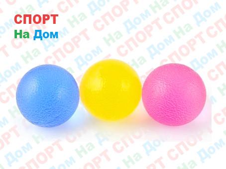 Кистевой силиконовый эспандер (в комплекте 3 штуки) 3 PCS High Quality Hand exercise BALLS OBO-11