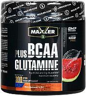 Maxler BCAA + Glutamin, 300 грамм
