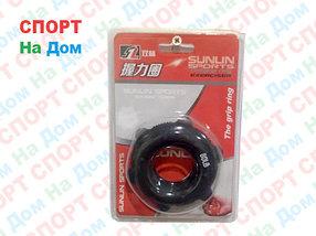 Кистевой силиконовый эспандер (бублик) Sunlin Sports 80 LB 1325
