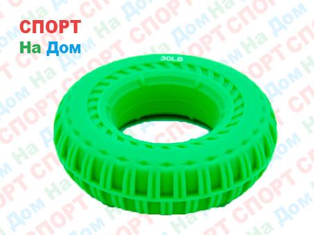 Кистевой силиконовый эспандер (бублик) Sunlin Sports 50 LB 1311