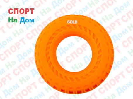 Кистевой силиконовый эспандер (бублик) Sunlin Sports 60 LB 1311