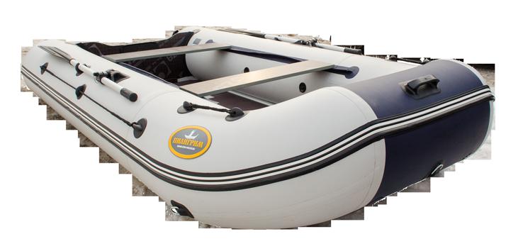 Лодка надувная под мотор Пилигрим-380