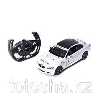Радиоуправляемая машина BMW M3 Sport version , белая 1:14, RASTAR 48000W