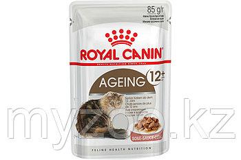 Влажный корм для пожилых кошек Royal Canin AGEING +12 1*85G