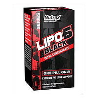 Lipo-6 Black Ultra Concentrate, 60 caps