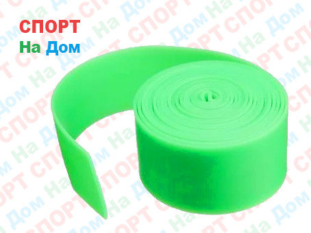 Резиновая эластичная лента эспандер для фитнеса, бокса 2,5 метра, плотные, фото 2