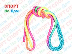 Скакалка гимнастическая (цветная, 3 метра), фото 2