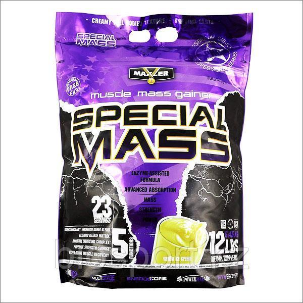 Гейнер Maxler Special Mass Gainer, 5,44 кг.