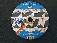 Круг шлифовальный Metal 125 х 6,5 х 22,23 SwatyComet A24S-BF (Weiler Abrasives, Slovenija)