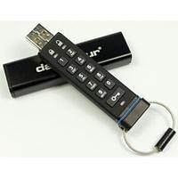 Флеш накопитель с защитой данных Datashur, фото 1