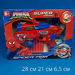 """Пистолет """"Spider men"""""""