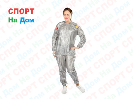 Костюм сауна для похудения, термокостюм Care Sauna Suit (Размер 4XL)