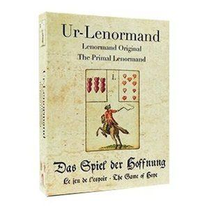 Карты Oracle cards Primal Lenormand - The Game of Hope