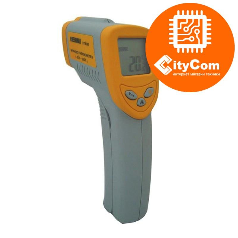 Промышленный пирометр. Строительный инфракрасный измеритель температуры DT8280, от -50 до +280°C Арт.2407