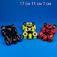 Машинки 2в1