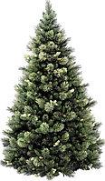 Елка новогодняя с шишками размер 2,40см