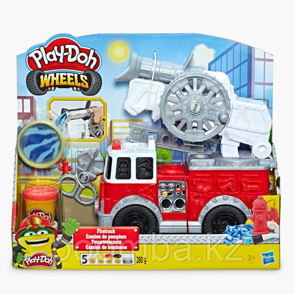 PLAY-DOH Игровой набор Плей-До Пожарная Машина