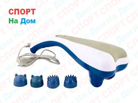 Электрический ударный массажер для разминки забитых мышц