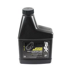 Масло синтетическое XPS для цепных передач мощных снегоходов BRP  (355 ml)