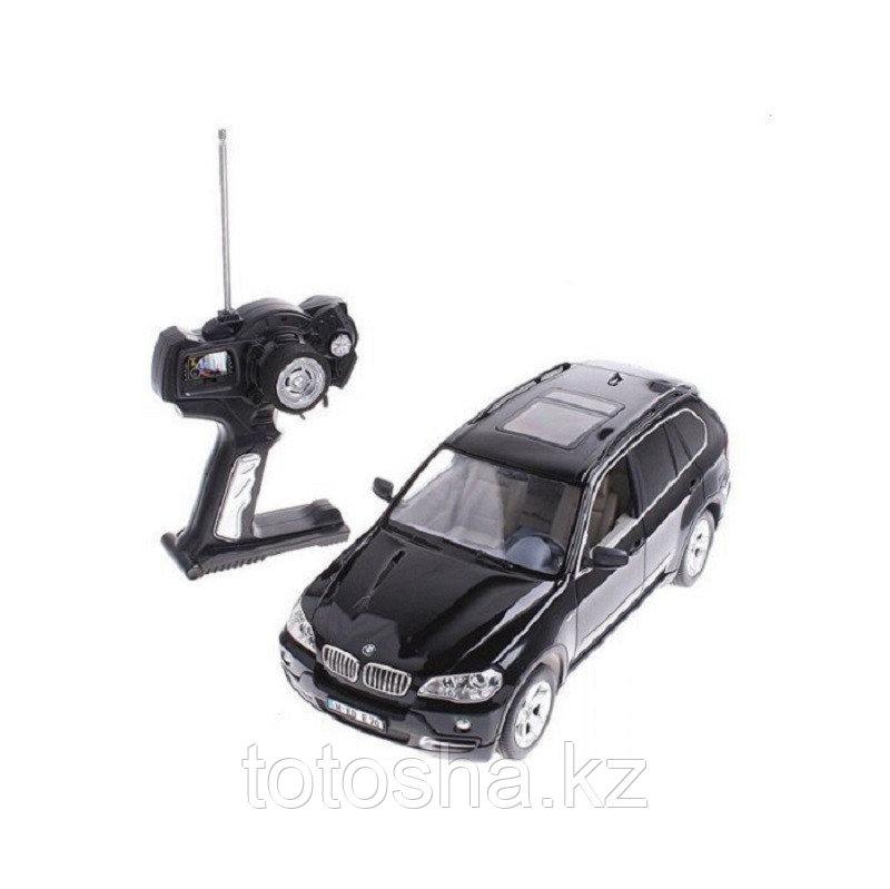 Радиоуправляемая машина BMW X5 , чёрный 1:14, RASTAR 23200(1)B