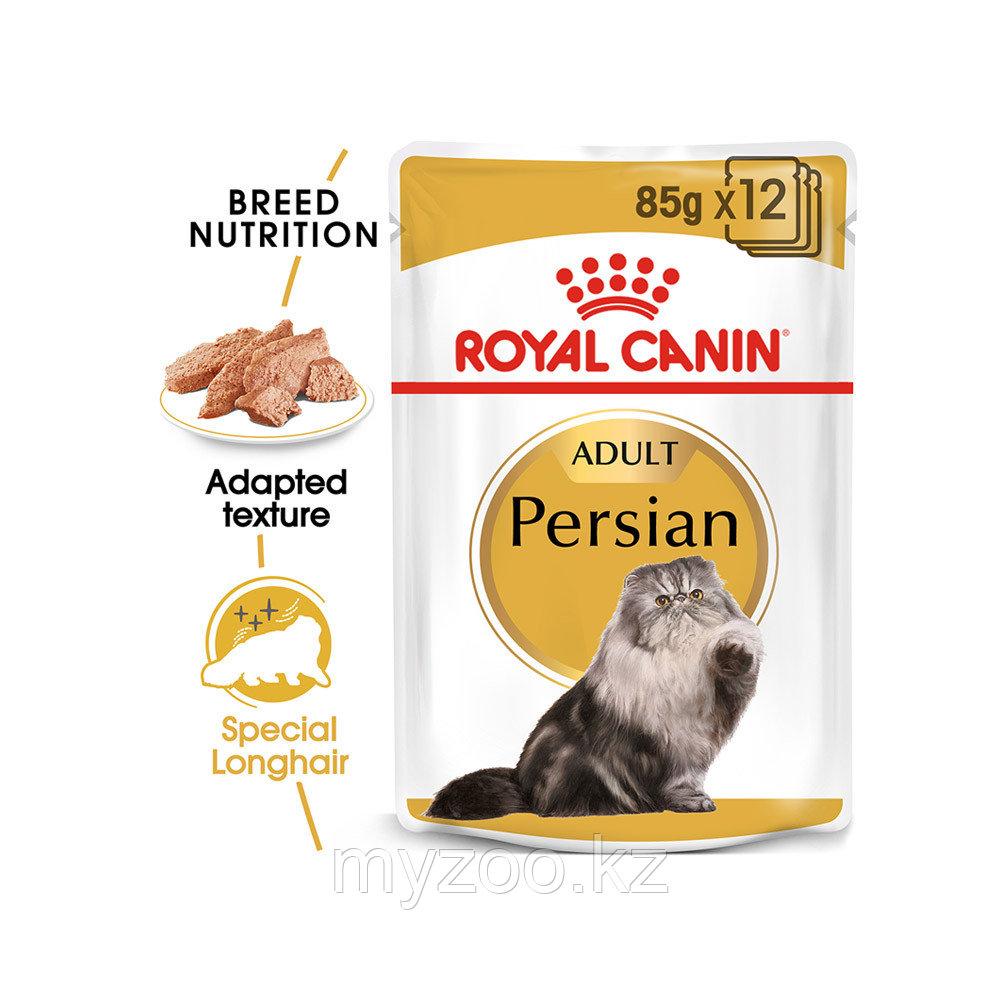 Влажный корм для кошек персидской породы Royal Canin PERSIAN 1*85