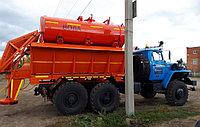 Дорожно-комбинированная машина Урал