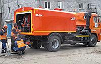 Каналопромывочная и комбинированная машина КО-514