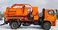 Илососная машина КО-507К
