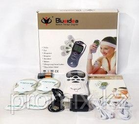 Электронный импульсный массажер миостимулятор Blueidea Mesin Terapi Digital