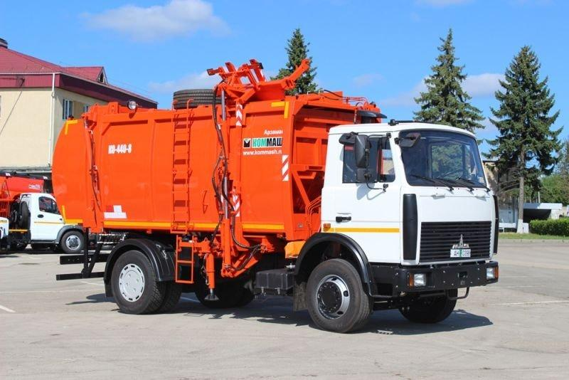 Мусоровоз  КО-440-8 МАЗ-5340В2