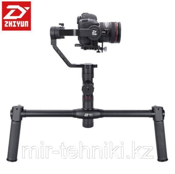 Электронный стабилизатор Zhiyun Tech Crane 2 +Follow focus + Dual handle Crane-EH002+Remote control
