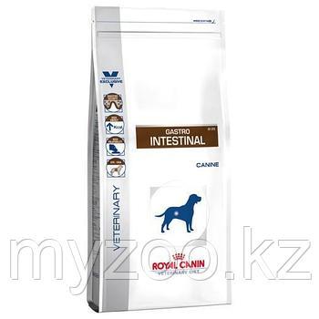 Корм для собак с проблемами пищеварения Royal Canin GASTRO INTESTINAL DOG 2kg