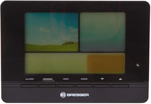 Беспроводная метеостанция с выносным датчиком Bresser (Брессер) MeteoTrend Colour