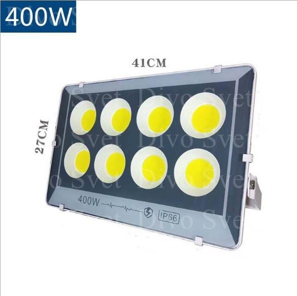 """Прожектор светодиодный FLOOD LIGHT 400 W """"Стандарт"""" серия, бюджетная. LED Прожекторы освещения 400 Ватт."""