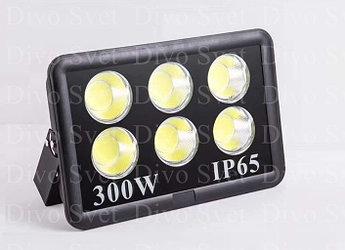 """Светодиодный прожектор """"Black"""" 300 W IP65 (Улучшенная серия). LED светильник 300 W, уличный"""