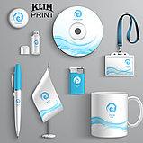Услуги дизайнера, брендбук, логотип, меню в алматы, фото 5